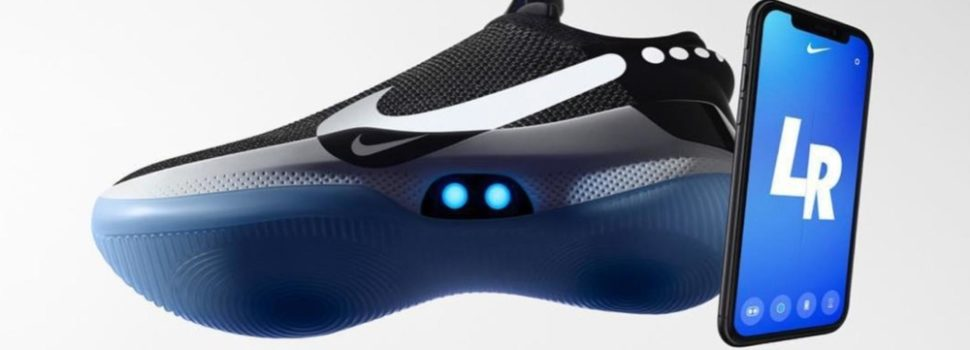 regarder 9db53 82a8b Les baskets intelligentes Nike Adapt BB